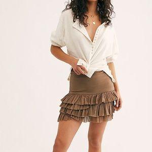 Free People Maura Skirt